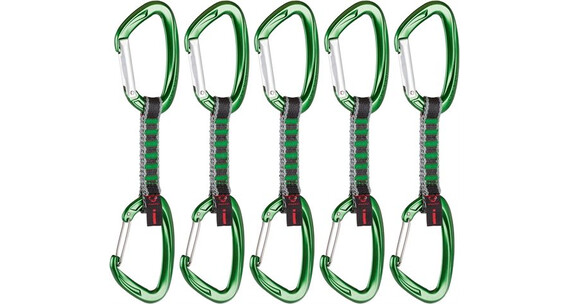 Mammut 5 pack Crag Indicator Wire Express 10 cm Set